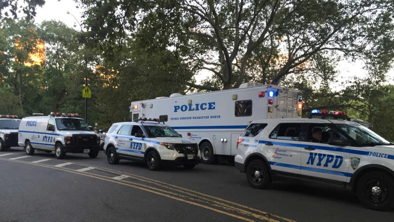 Police determining whether two robberies near Central Park related
