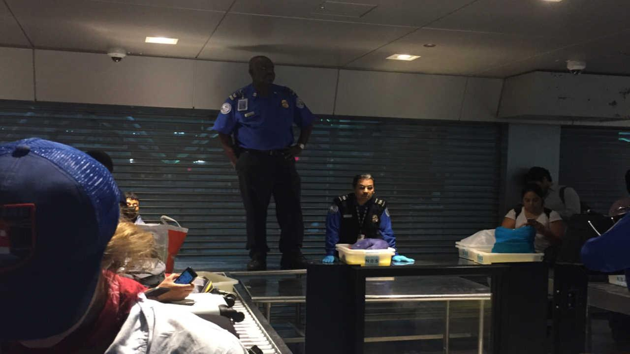 Police: Airport terminals to resume operations after reports of gunfire; no shots fired