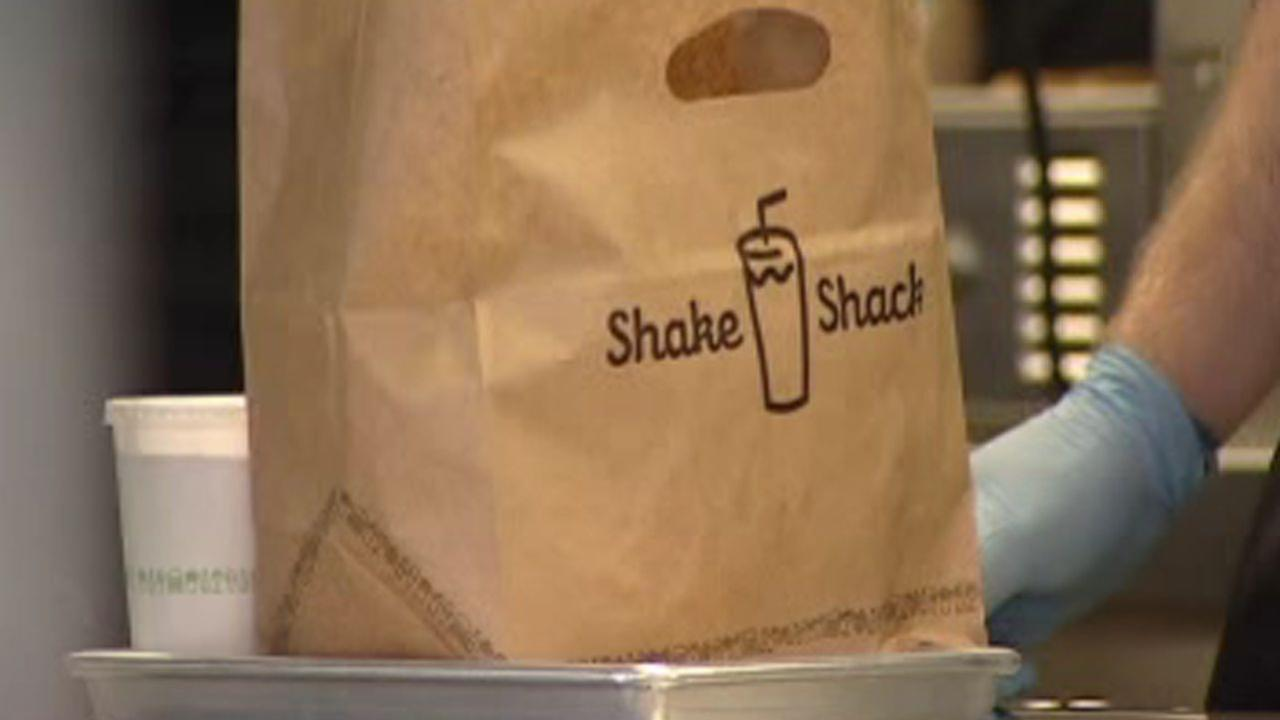 Yum! Shake Shack to give away free burgers in honor of 100th store opening