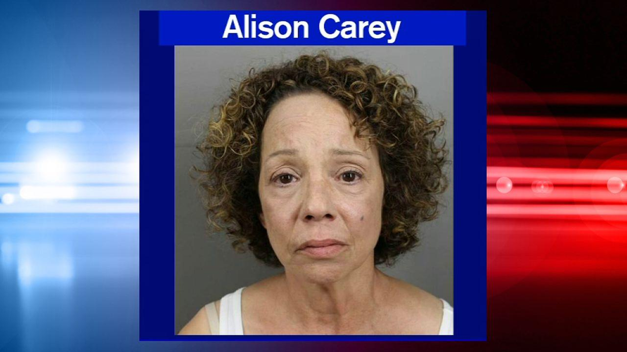 Mariah Carey's sister arrested on prostitution charges in upstate NY