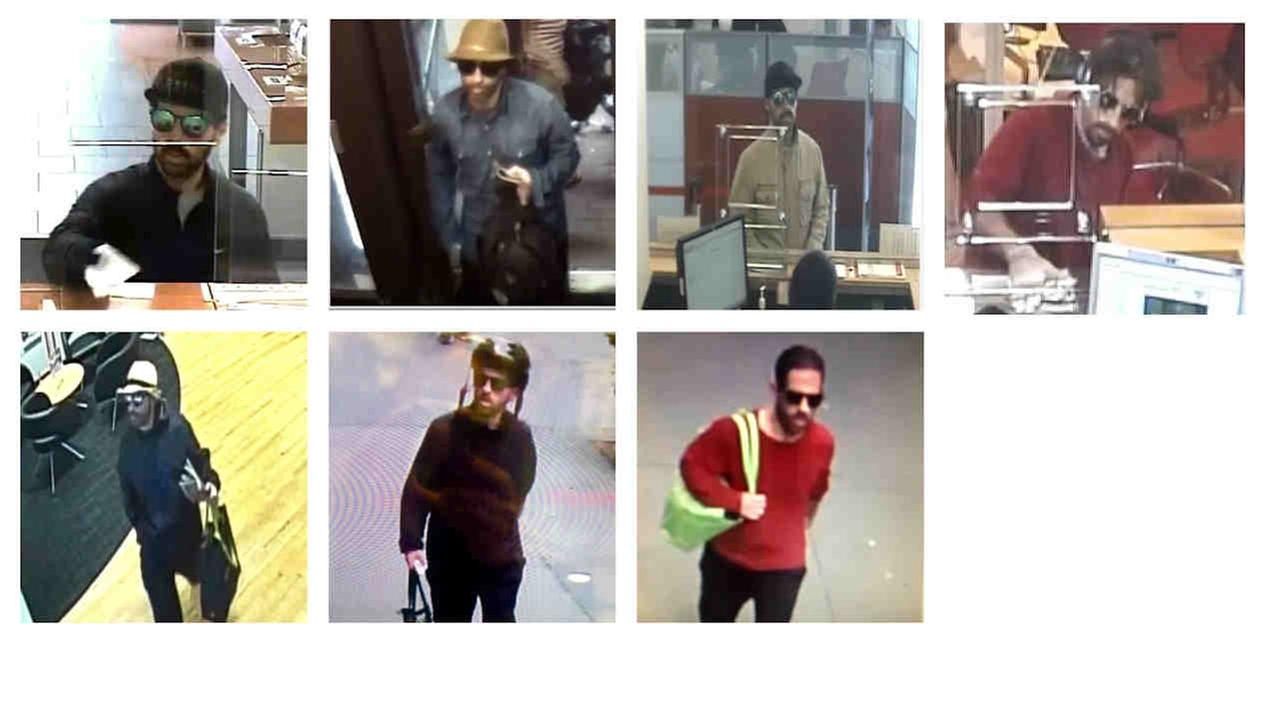 A Staten Island man has been charged with robbing as many as 11 banks since March.