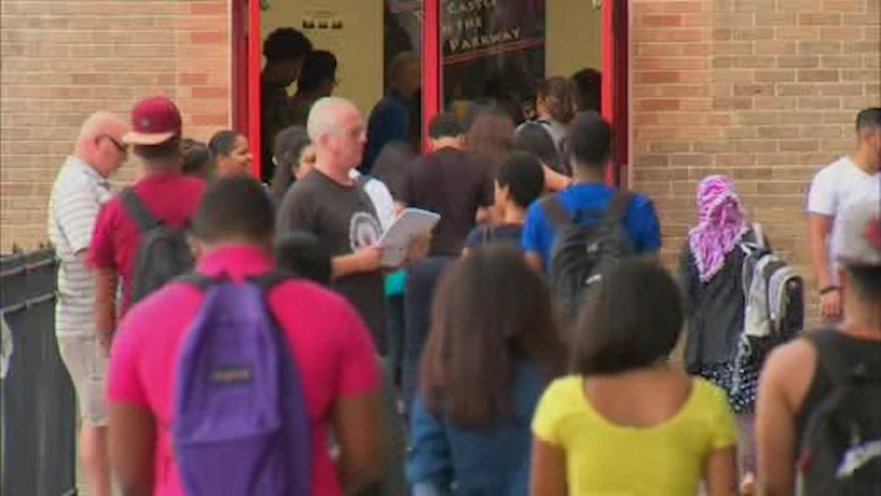 New York City kids head back to school Thursday