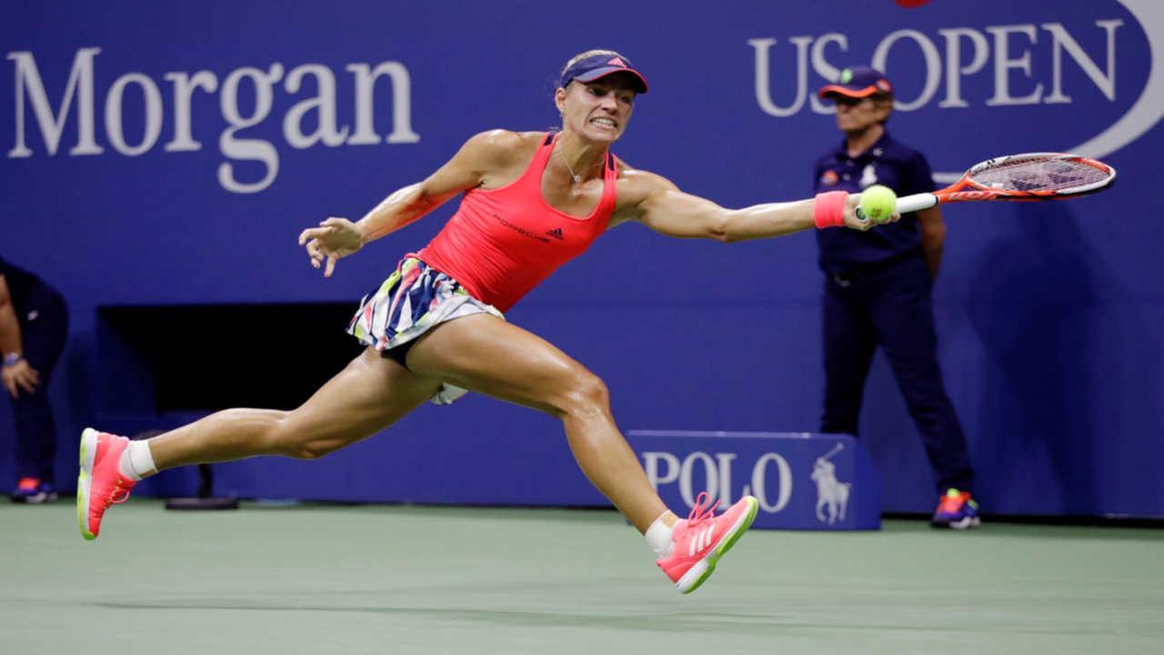 Angelique Kerber wins US Open with 3-set victory over Karolina Pliskova