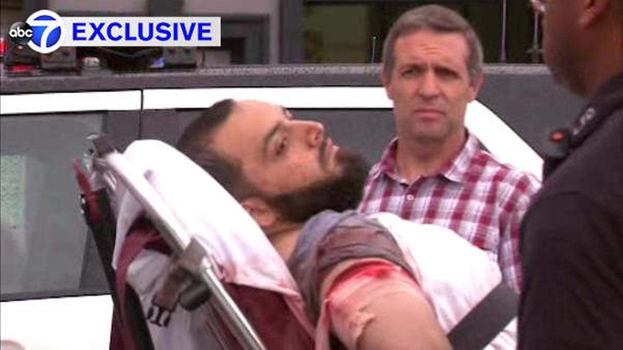 FBI: Bombing suspect's father contacted the feds in 2014