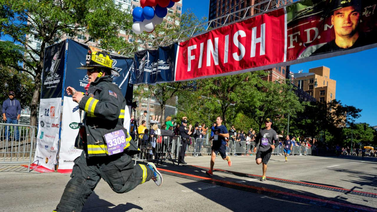 Annual Tunnel to Towers run honors firefighter killed on 9/11