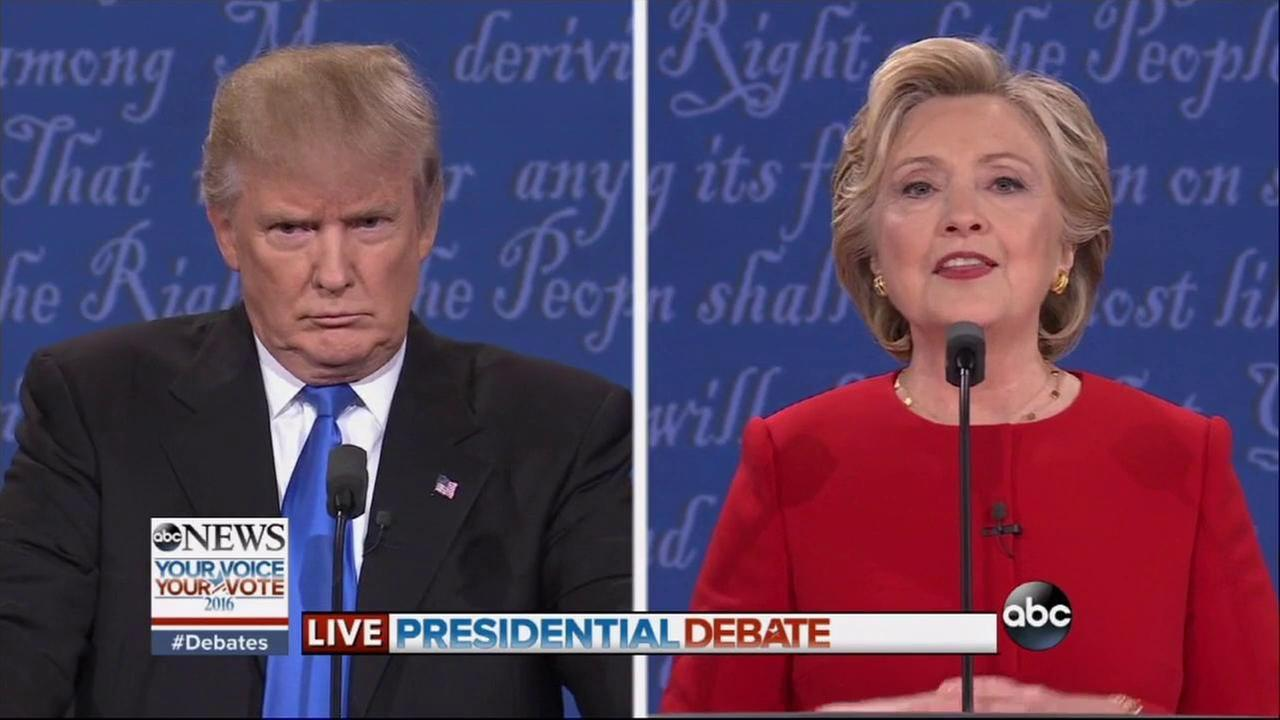 7 faces that perfectly sum up the first presidential debate