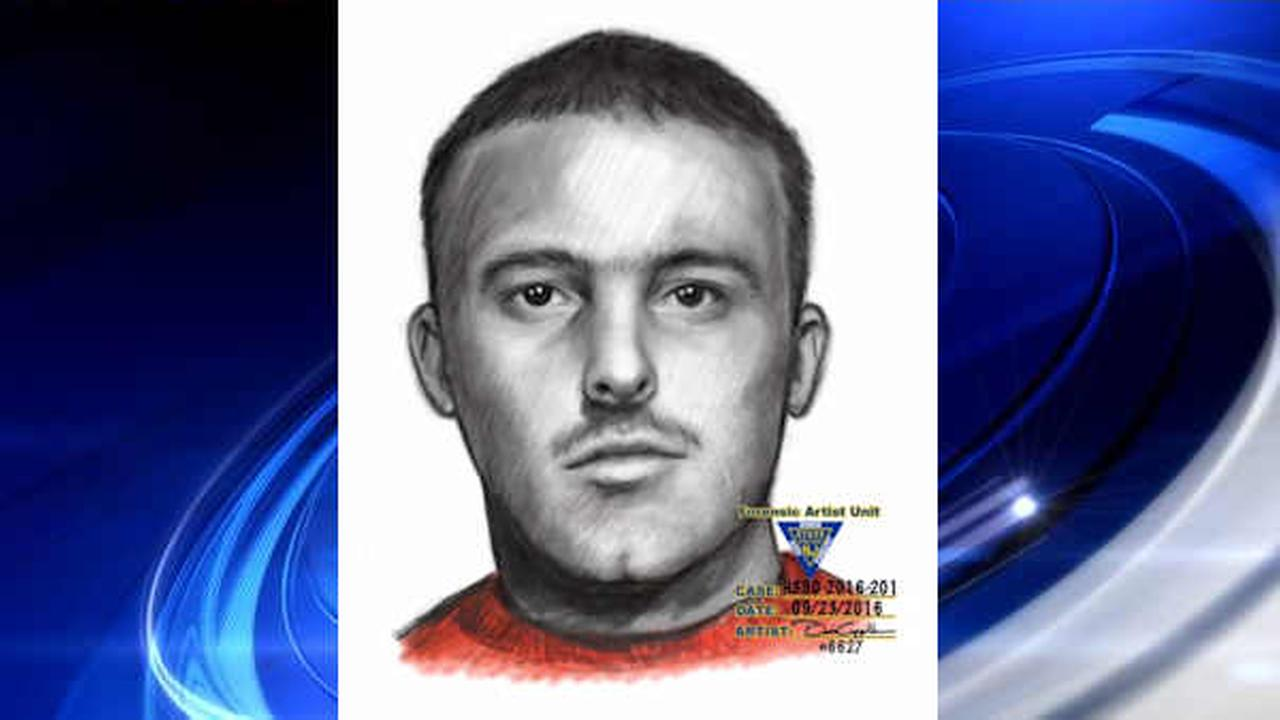 Sketch released of suspect in attempted luring of girls in Roselle, New Jersey