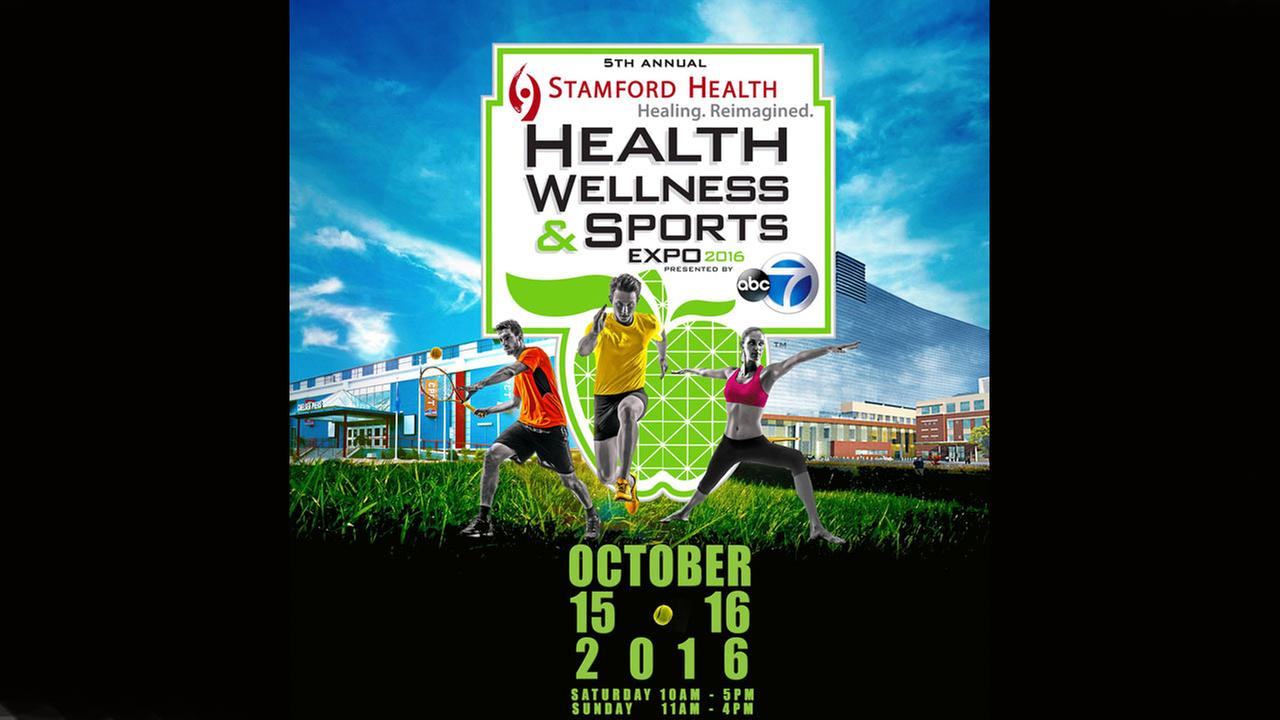5th Annual Stamford Health, Health Wellness & Sports Expo 2016