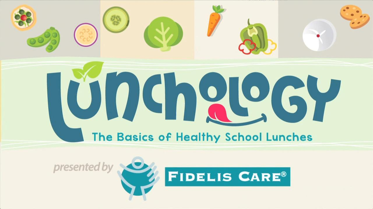 'Lunchology' teaches the basics of healthier, kid-approved school lunches