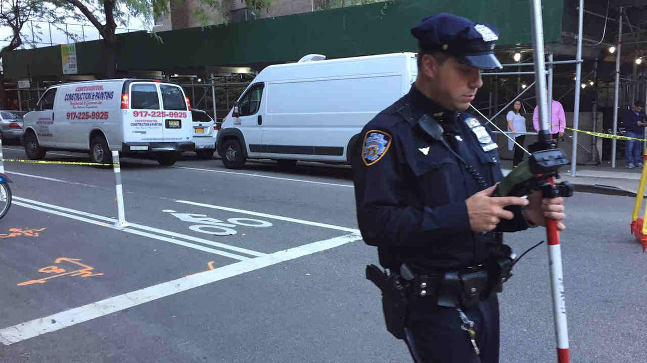 Elderly pedestrian on Upper East Side hit and killed by car