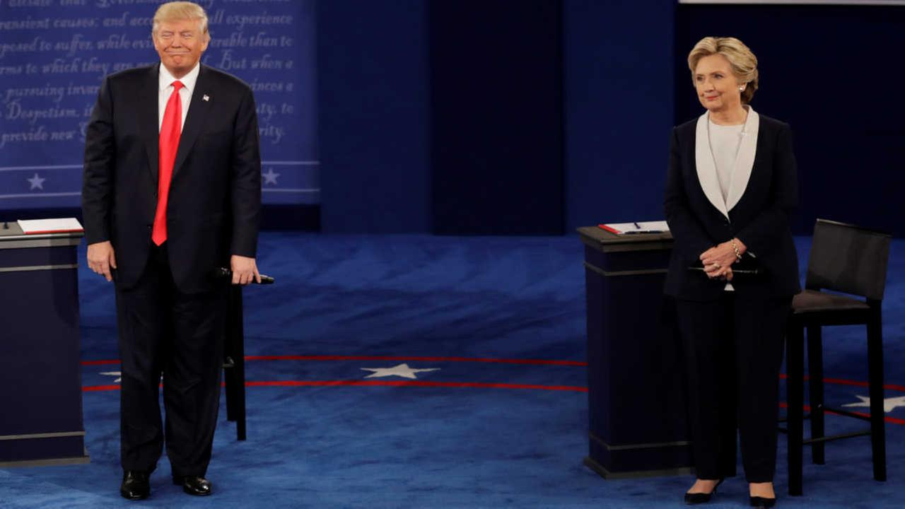FACT CHECK: Second presidential debate between Hillary Clinton, Donald Trump