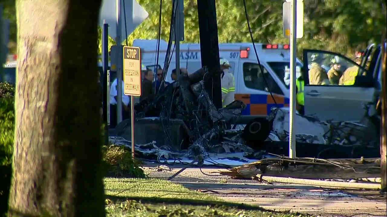 The police chief in East Hartford, Connecticut, has asked the FBI to assist in the investigation of a fatal plane crash because it happened close to Pratt and Whitney headquarters.