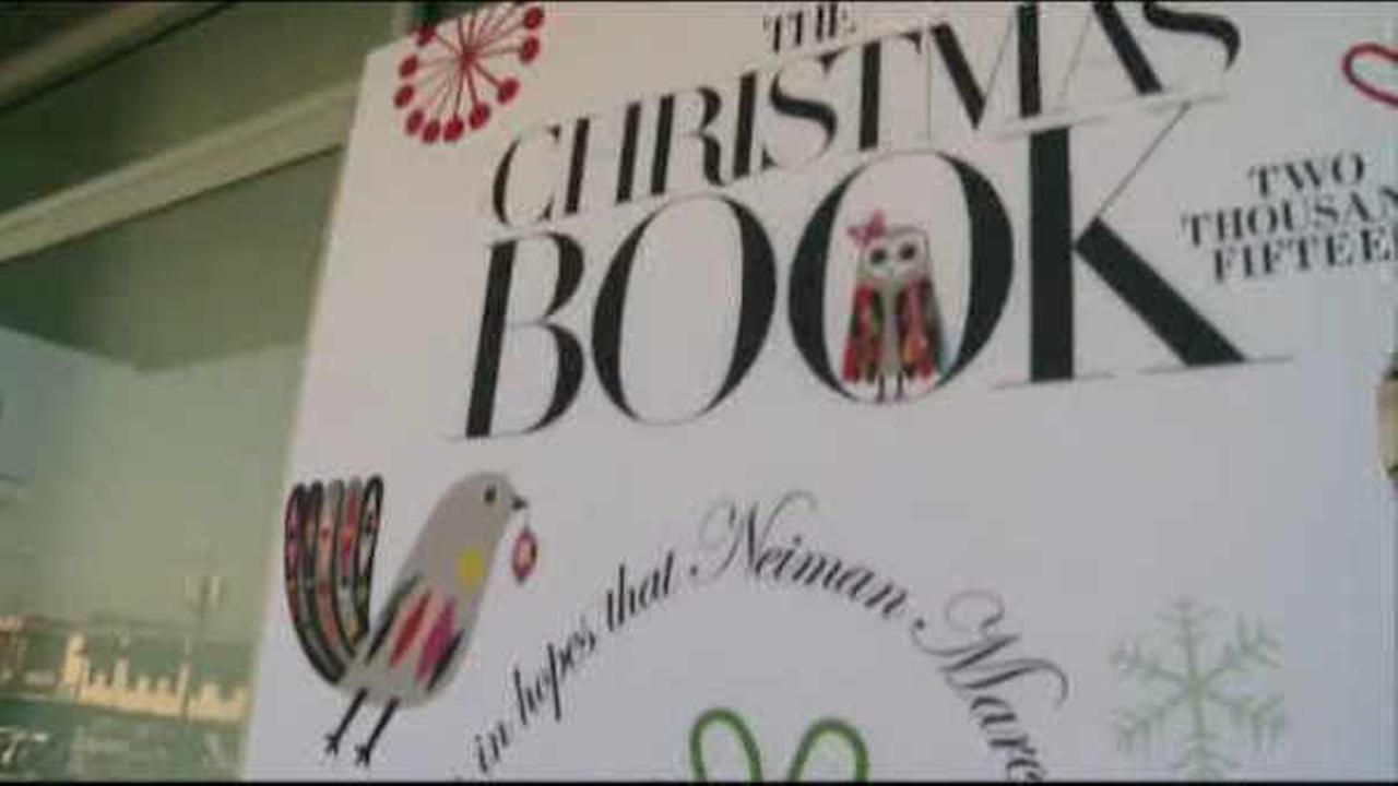 Neiman Marcus unveils 2016 Christmas Book