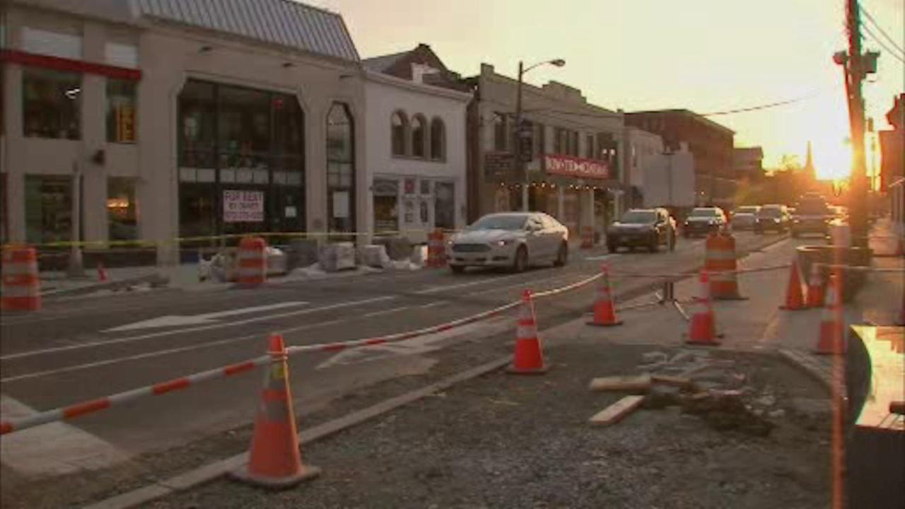 Millburn business owners pushing to stop construction project that's been driving away customers
