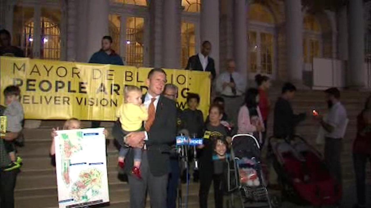 Protesters say 'Vision Zero' needs to fix more dangerous zones