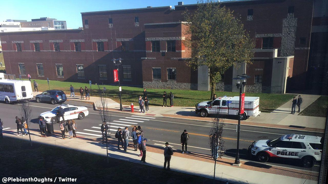 Rutgers University says campus safe after 3 stabbed at business school