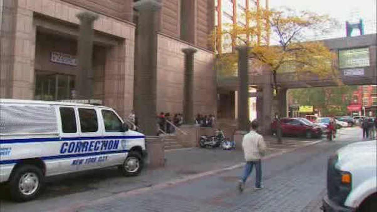 Several correction officers injured in brawl with inmate at NYC jail