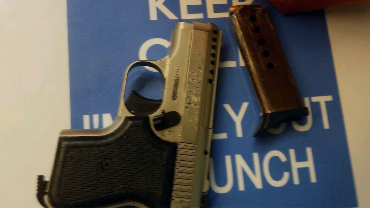 Teen brings handgun into Queens middle school, sources say