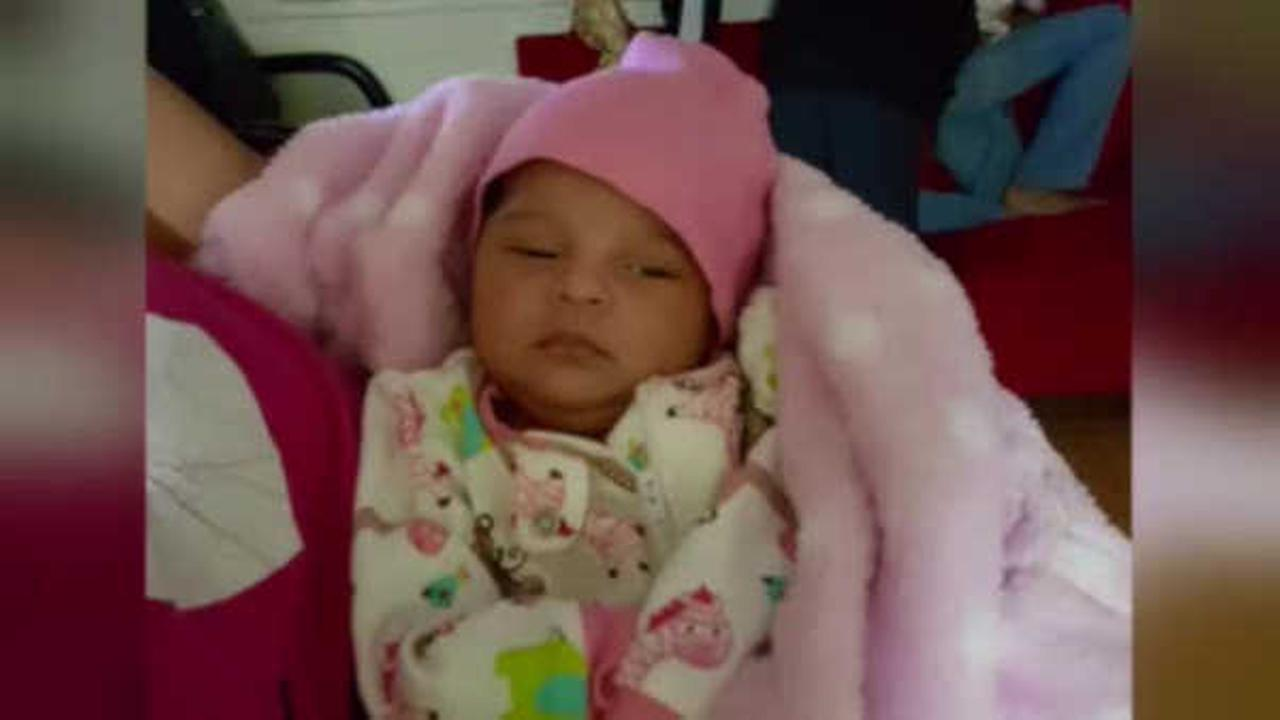 Baby found on Brentwood porch in shoebox