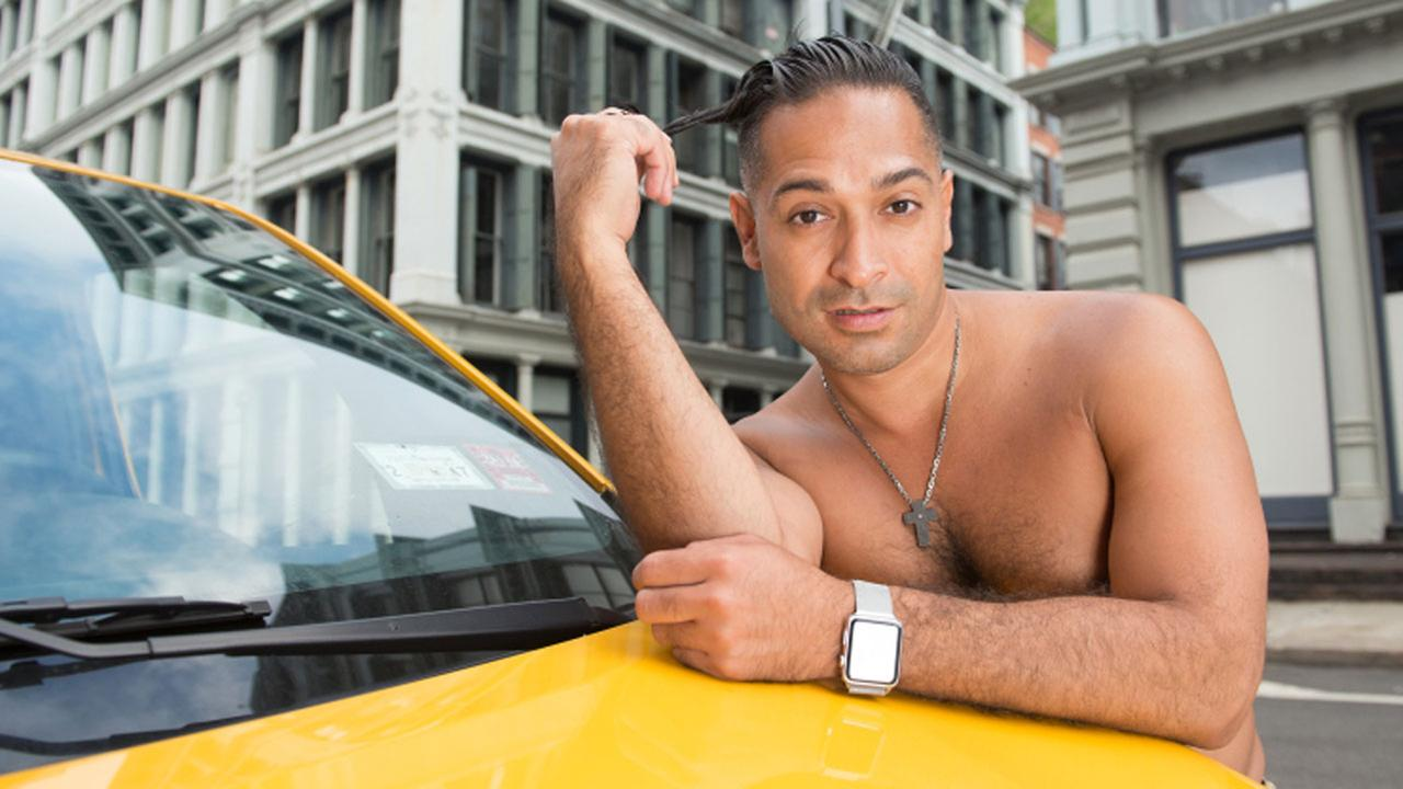 PHOTOS: 2017 NYC Taxi Drivers Calendar will hail your hearts