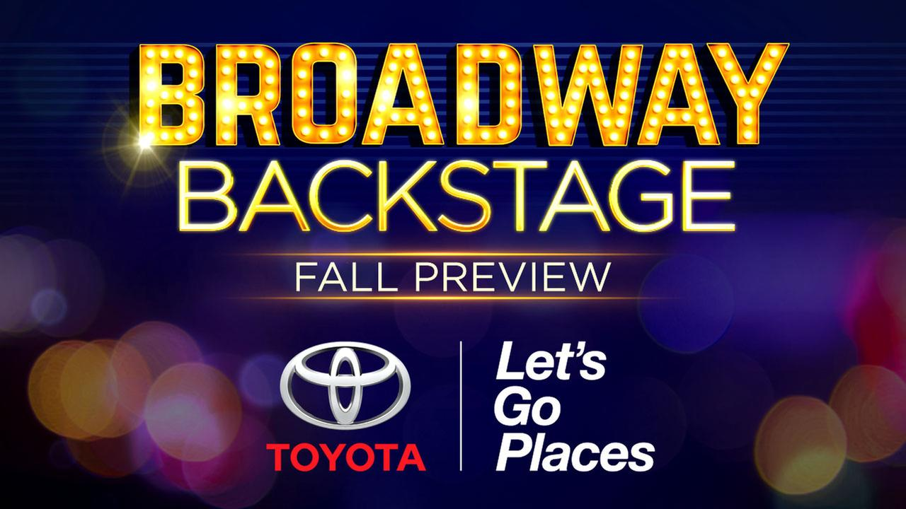 Resources from Broadway Backstage: Fall Preview