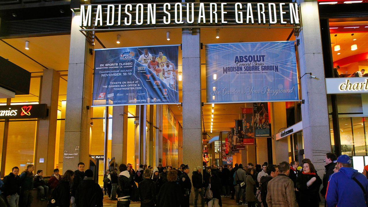 massive year long credit card breach reported at madison square garden abc7nycom - Madison Square Garden Internship