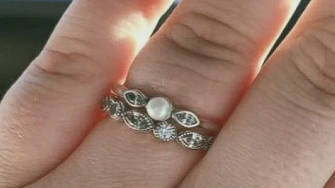 pictures This Viral Post About a 130 Wedding Ring Set Will Give You Serious Perspective