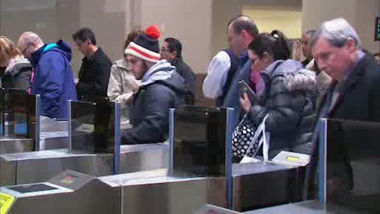 NJ Transit, TSA testing security device that won't slow you down