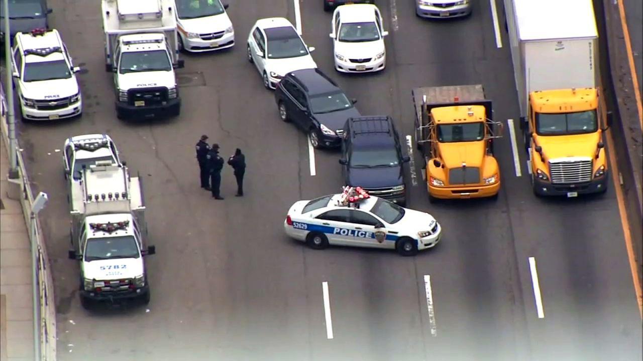 Possible abduction causes traffic woes on George Washington Bridge