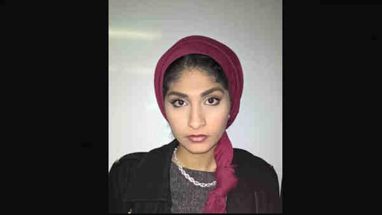 Police said Yasmin Seweid, who was reported missing by Nassau County Police, was found overnight Friday.