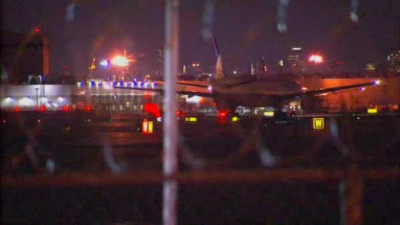 Flight lands safely in Newark despite threat made at San Francisco airport