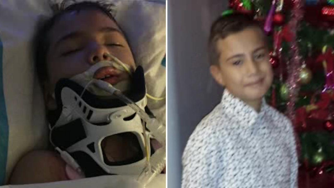 8-year-old boy with special needs still hospitalized after being critically injured inside Queens school