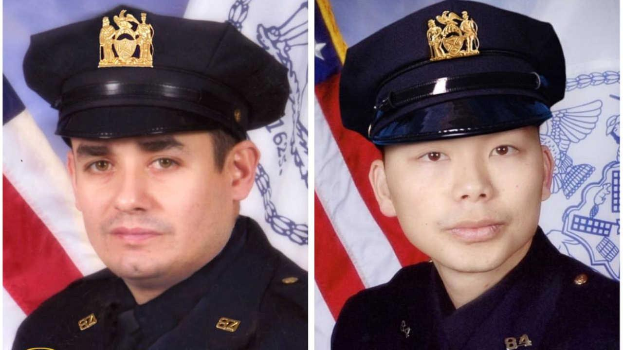 Never Forget: Tuesday marks two years since NYPD Detectives Ramos, Liu killed in Brooklyn