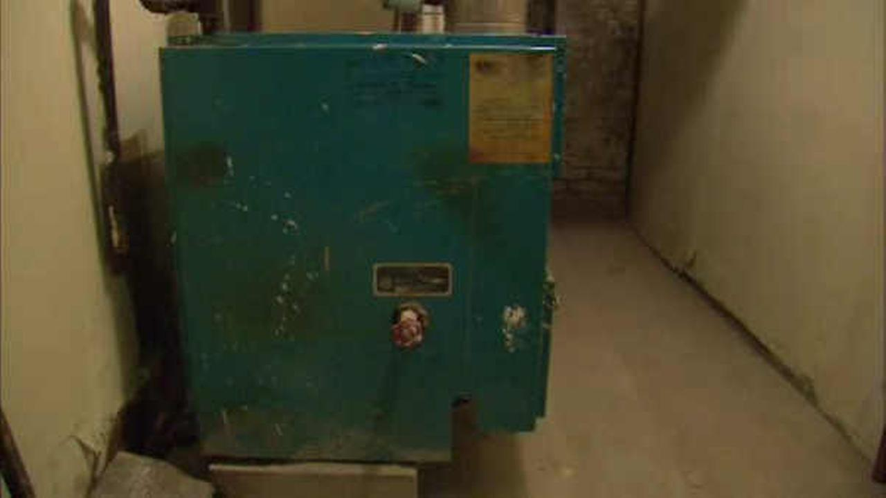 Boilers are breaking down at a Newark homeless shelter.