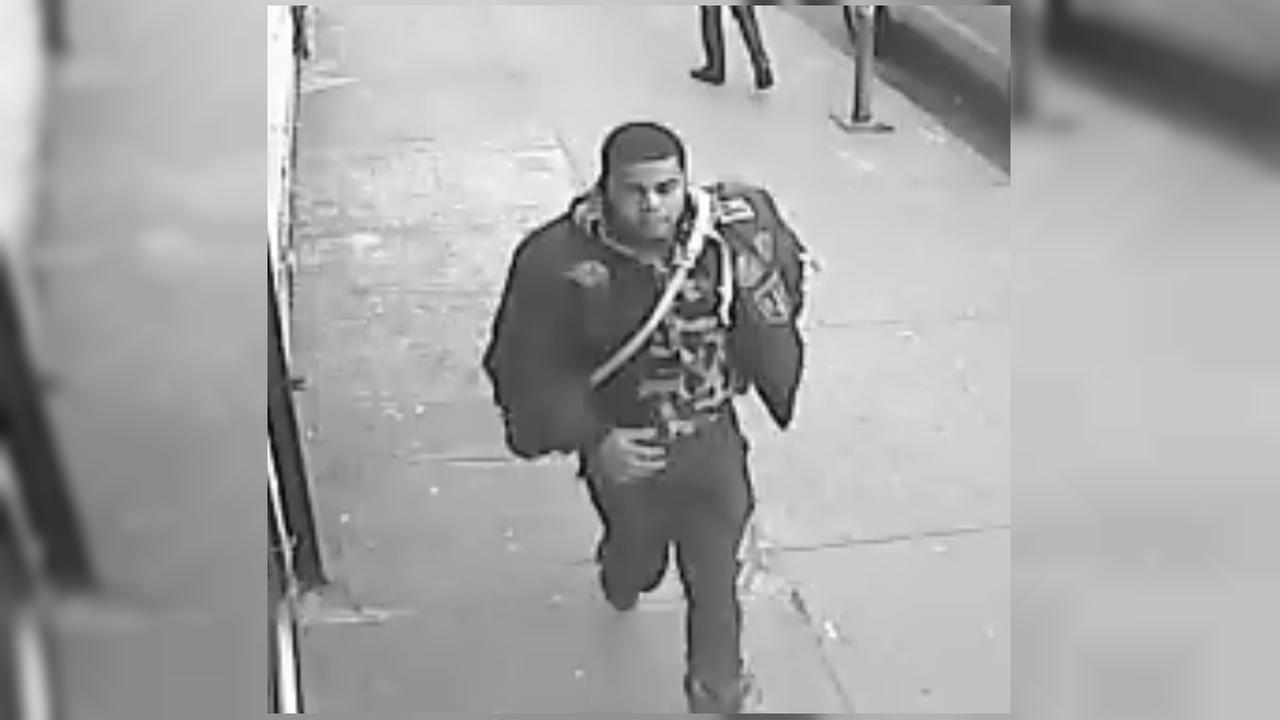 NYPD searching for thief who beat woman and forced her to strip in Kips Bay