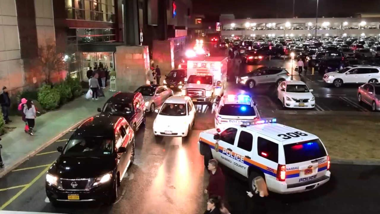 7 injured during scare at Roosevelt Field food court
