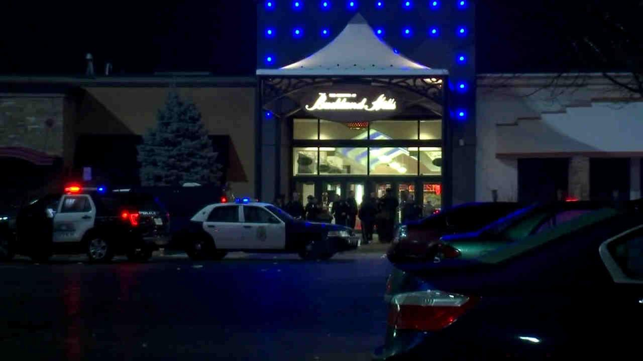 Police have charged seven people in connection with a series of fights at a Connecticut mall that took officers from several departments to control.