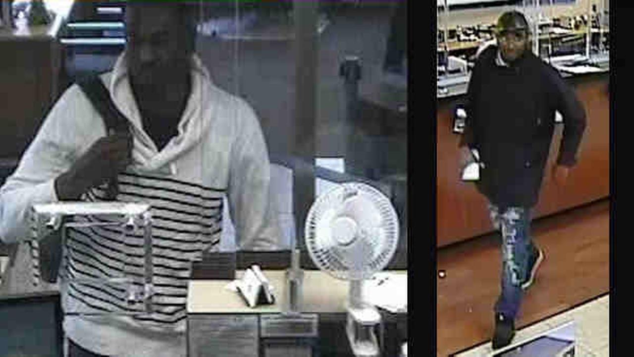 Police are looking for a suspect in connection to a series of bank robberies in Queens.