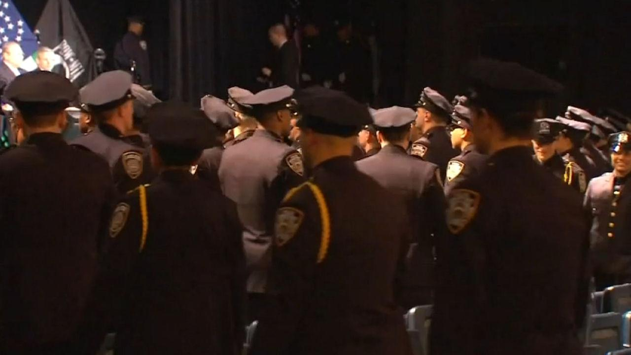 New NYPD recruiting goal to make sure officers reflect city