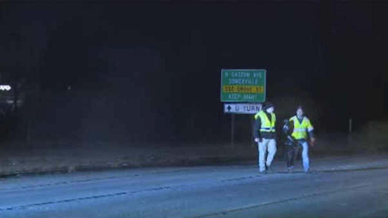 A pedestrian was fatally struck on Route 22 in Bridgewater.