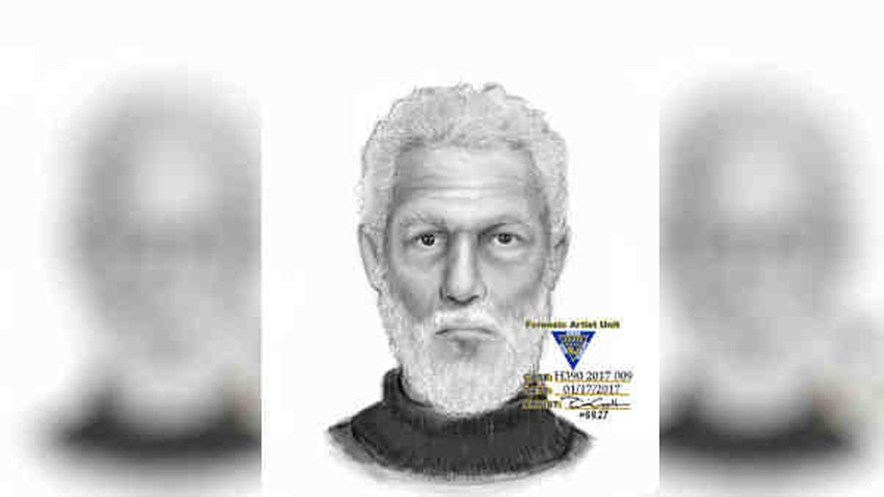 Police in New Jersey are looking for a luring suspect.