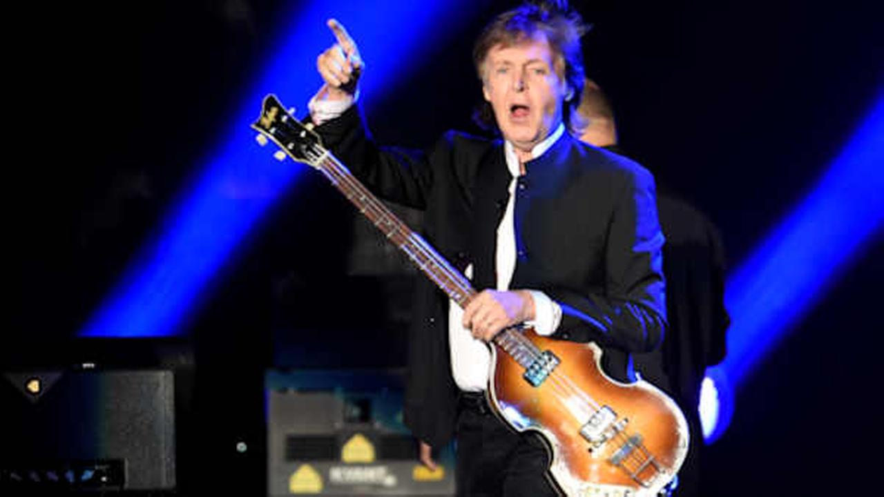 Paul McCartney Coming To Tinley Park This Summer
