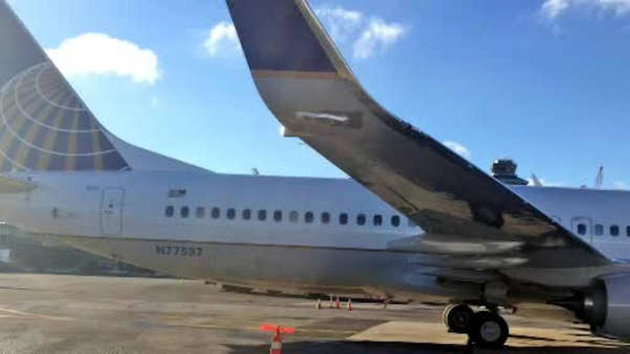 United Airlines plane backs into fuel truck at LaGuardia
