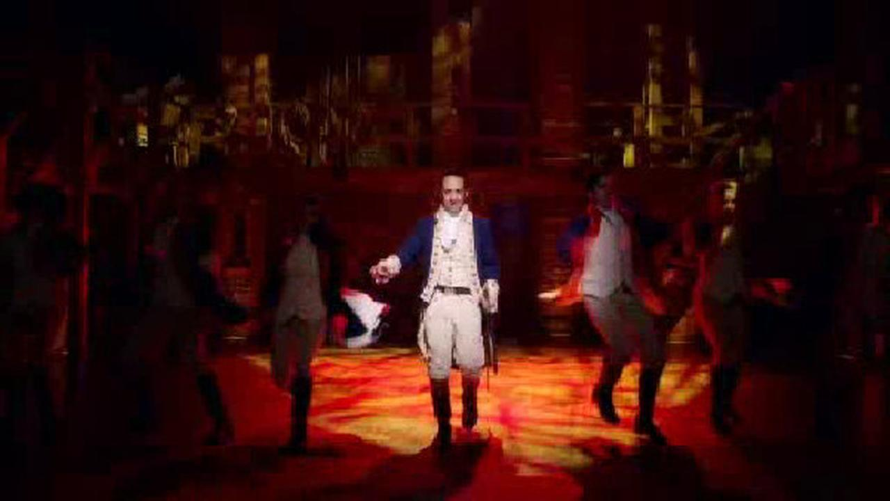 Due to the success of the musical Hamiltons letters were auctioned for over $2 million