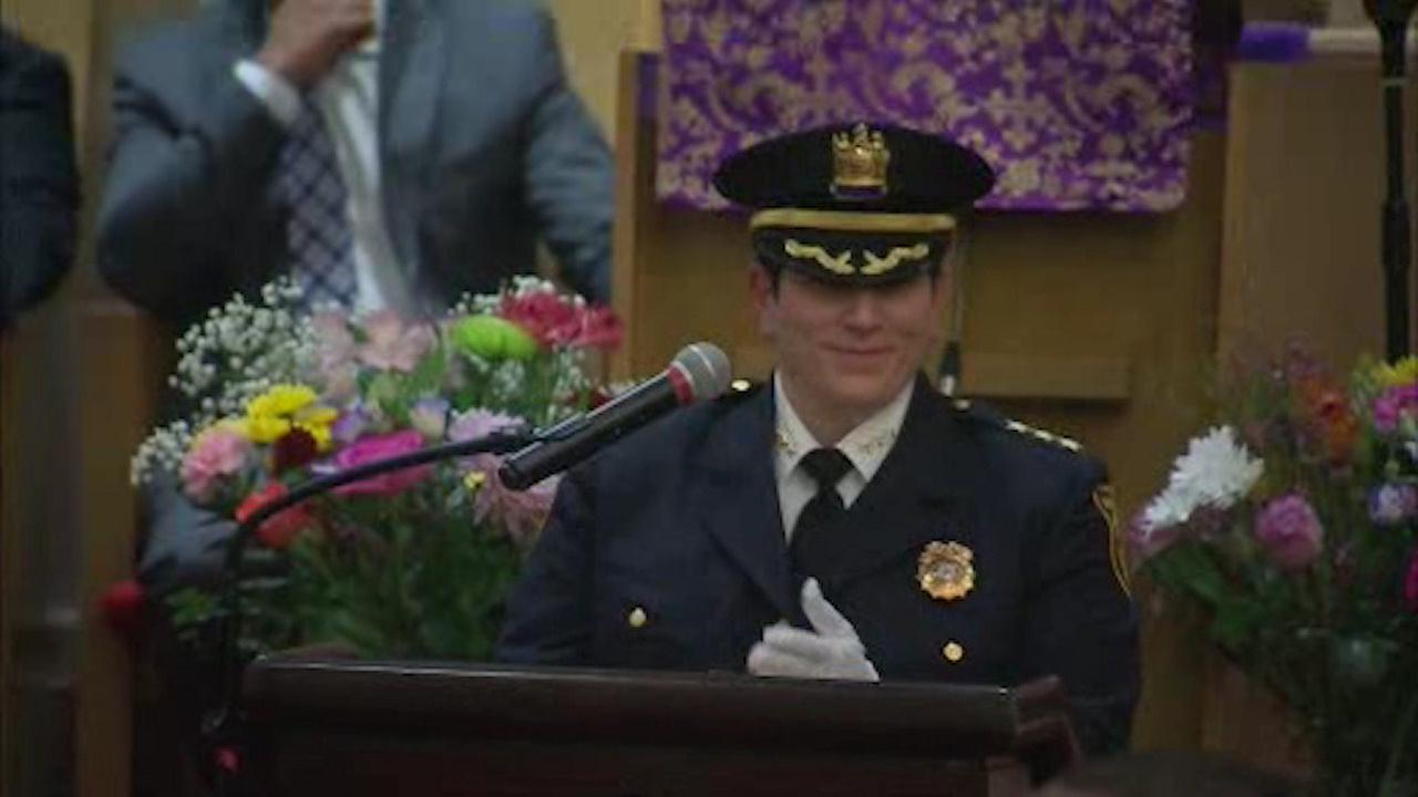 East Orange hires its first female police chief