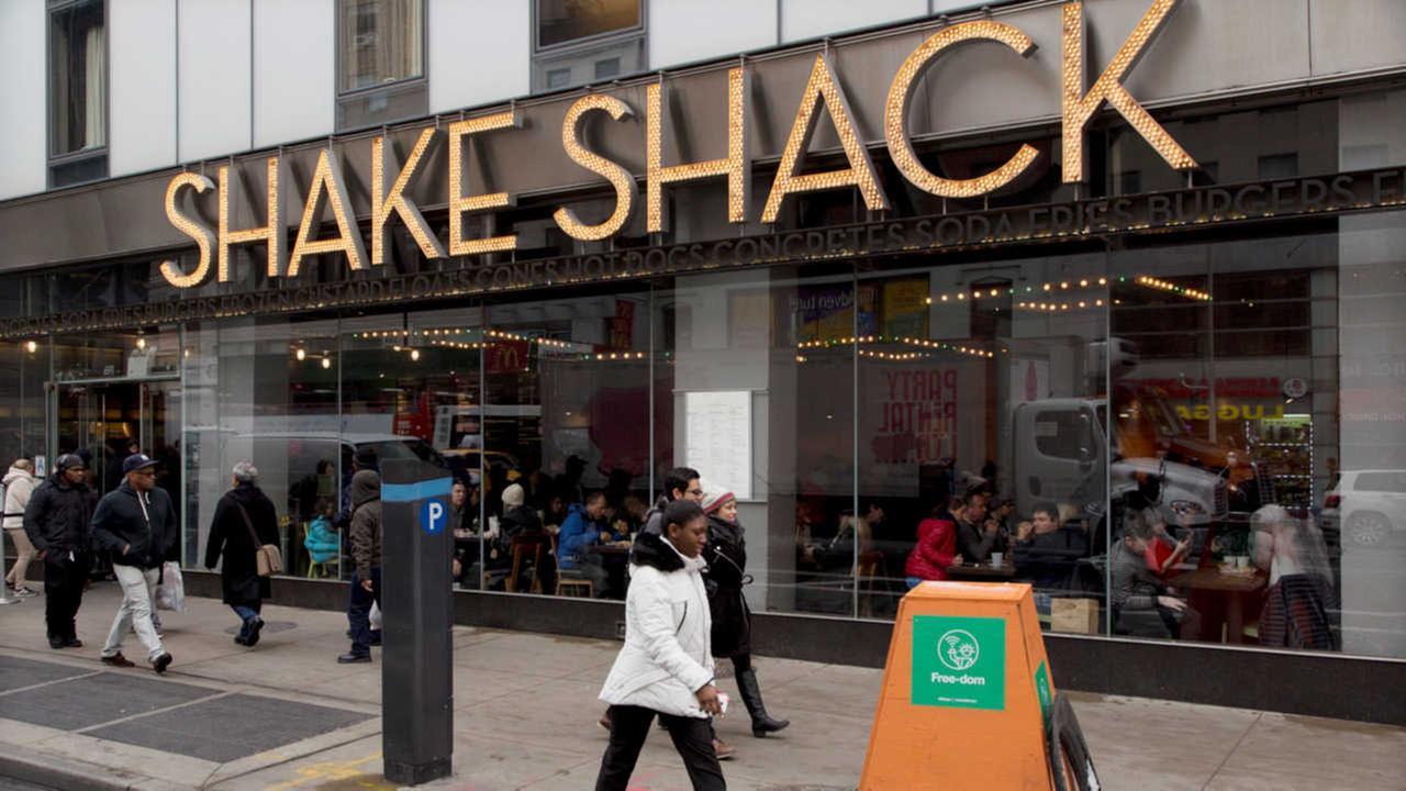 Here's how you can get a free burger from Shake Shack
