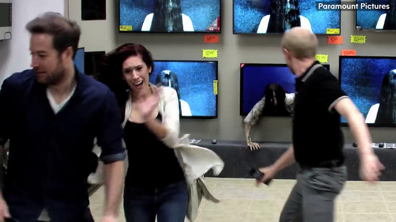 Frighteningly funny prank video shot in store goes viral