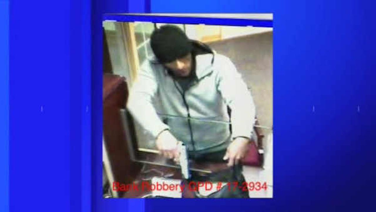Search on for man who robbed bank in Greenwich, Connecticut, fled to New York