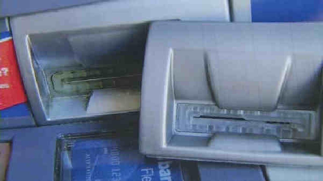 LI police find skimming device on an ATM in a Hampton Bays bank