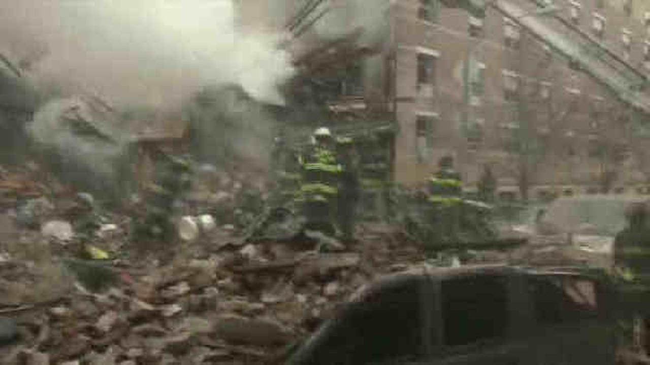 2014 East Harlem gas explosion